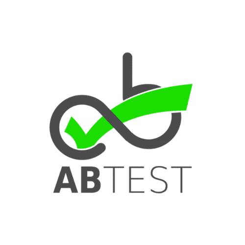 Logo ab test