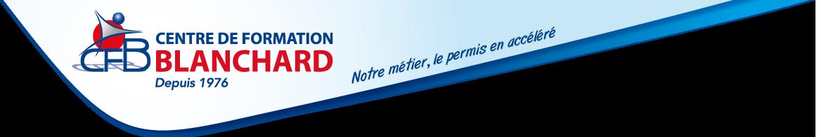 Logo centre de formation blanchard