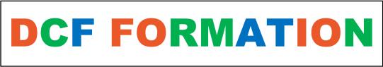 Logo dcf formation