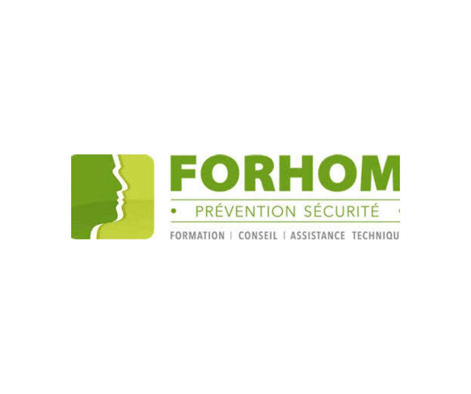 Logo forhom