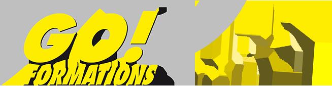 Logo go formations