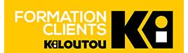 Logo kiloutou formation clients