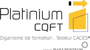 Logo platinum cqft
