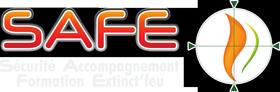 Logo safe85 securite accompagnement formation